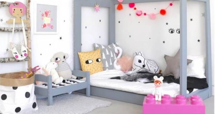 Decorating Tips for Kids Rooms