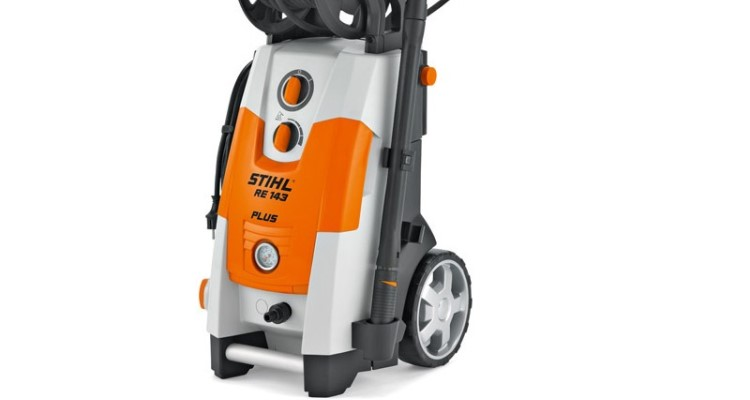 Industrial Custom High-Pressure Washers
